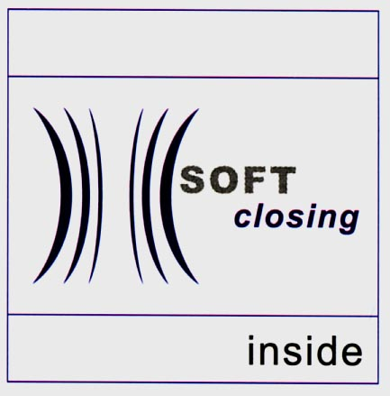 SOFT CLOSING INSIDE